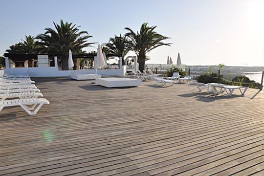 Solarium Hotel Punta Prima